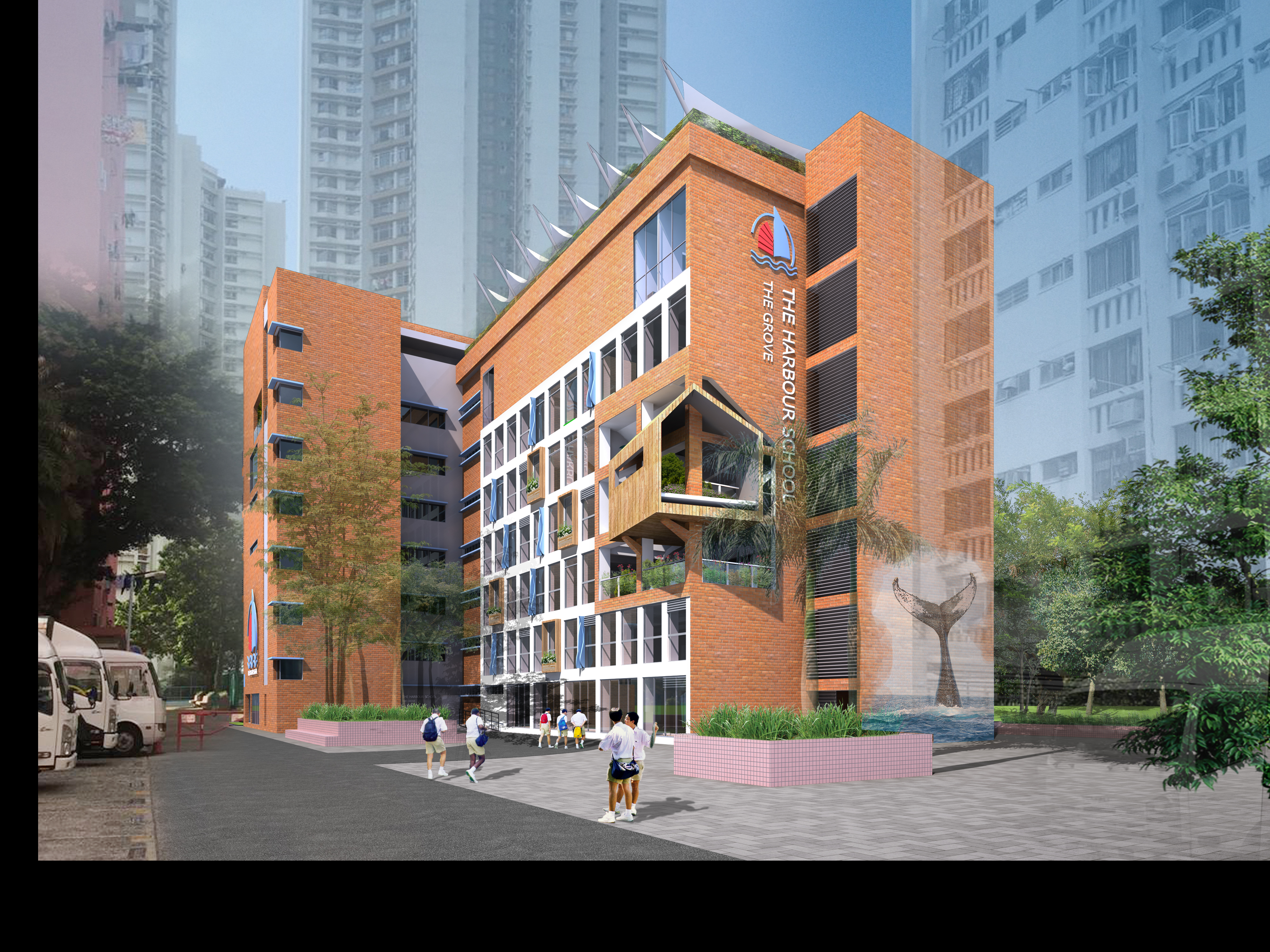 The harbour school ths hong kong island fandeluxe Images