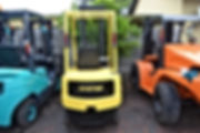 Hyster 1.75 Ton Forklift At Forklift Master For Repairs