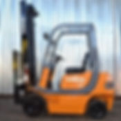 Gas Forklift To Rent