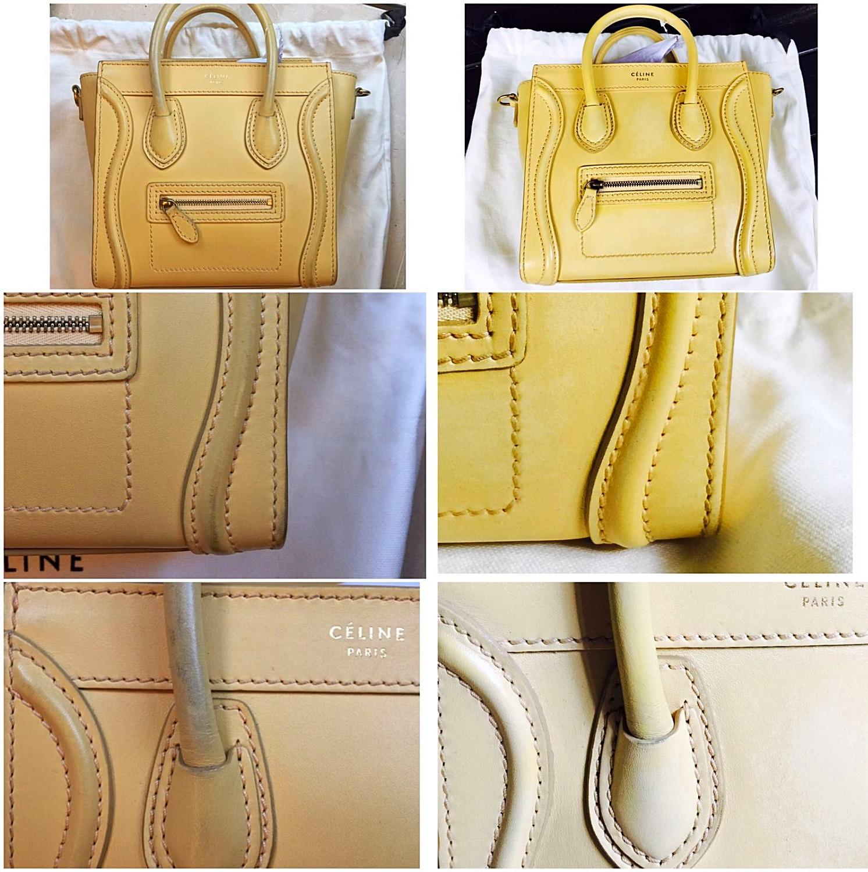 75b4ddda4d43 Celine Bag Colour Restoration