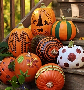 Pumpkin Painting At Fannin Brewing Company--Oct 24-26