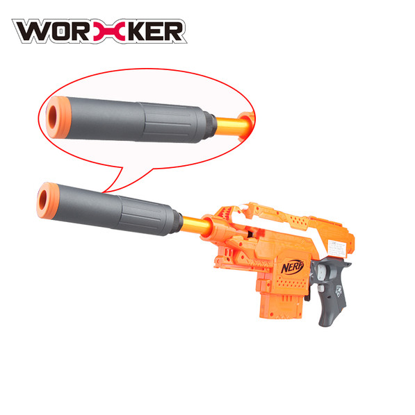 Worker Mock Suppressor - AAC (Swappable Cap) ...