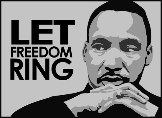 Martin luther king jr?