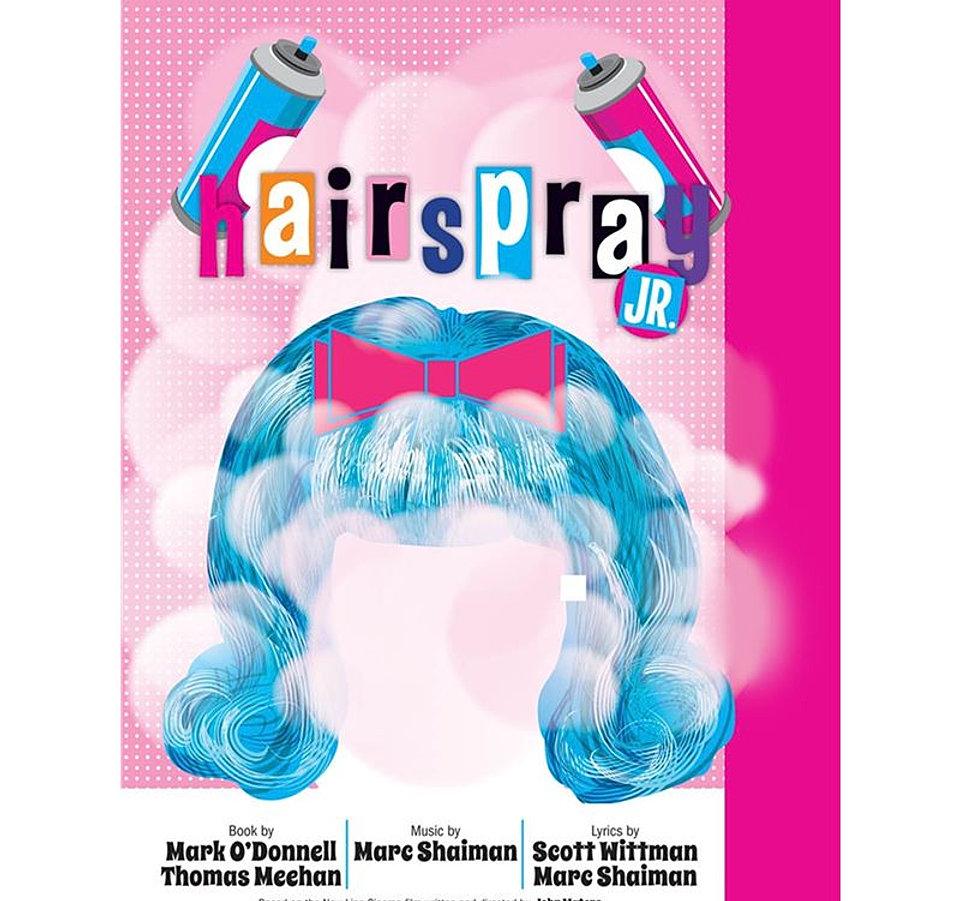 hairspray jr logo - photo #21