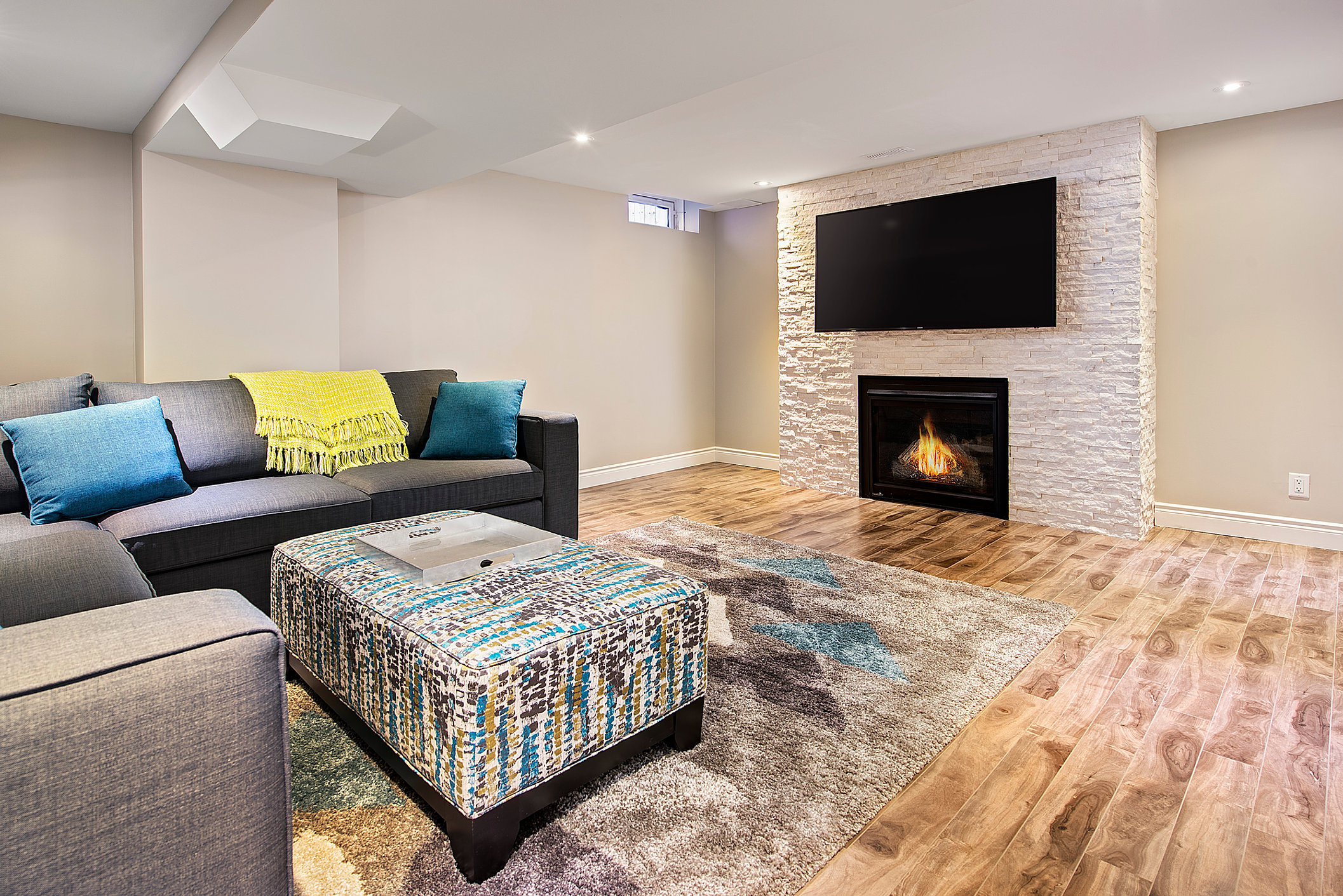 Basement in torontorenovation and finishing basement in toronto - Basement Renovation Stoney Creek