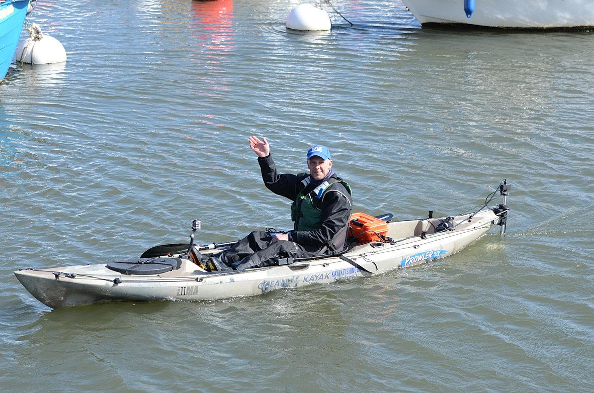 Kayak Fishing Rudders