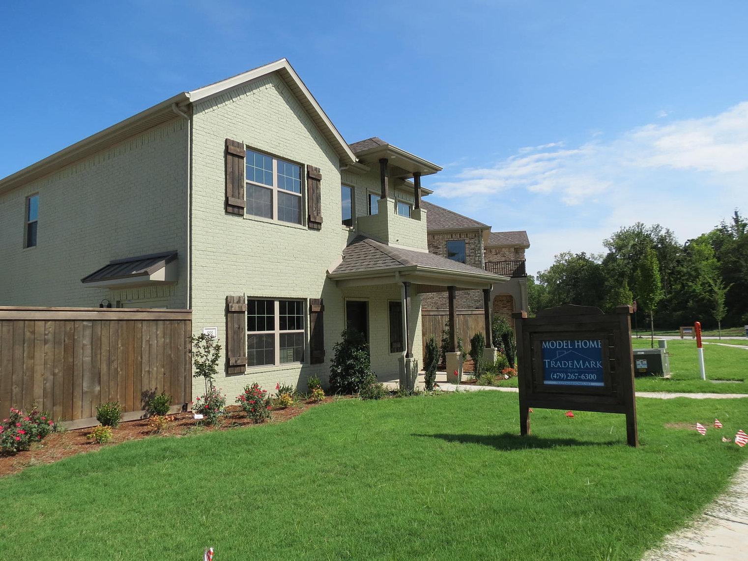 Trademark model home