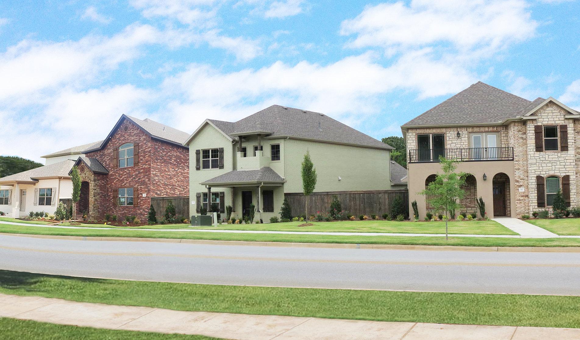 Northwest Arkansas Trademark Homes