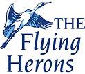 The Flying Herons Logo