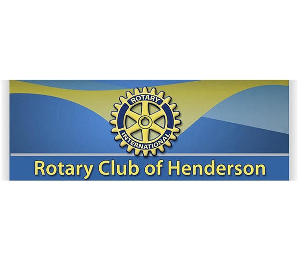 Rotary Club of Henderson logo