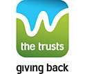 The Trusts Logo