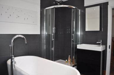 Bathewell bathrooms fleckney leicester bathroom ensuite for Bathroom design leicester
