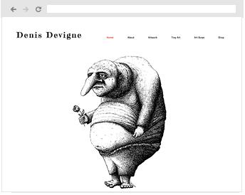 Denis Devigne Art