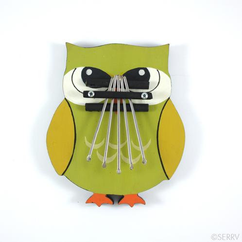 owl thumb piano birmingham museum store birmingham