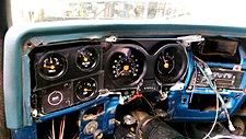 wiring harness installation chimera motors 77 blazer dash wiring