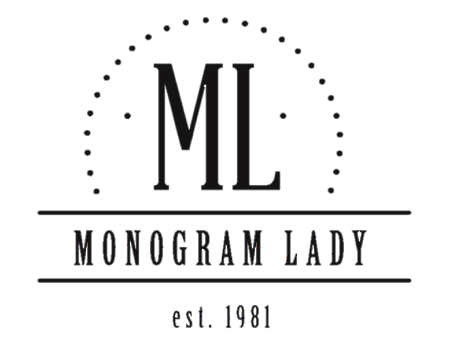 The Monogram Lady Austin Texas Home