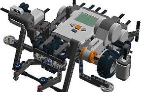Инструкция Робот Сумо Ev3 - фото 8