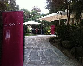 Paseo de la gastronomia casa de campo madrid restaurantes for Restaurantes casa de campo