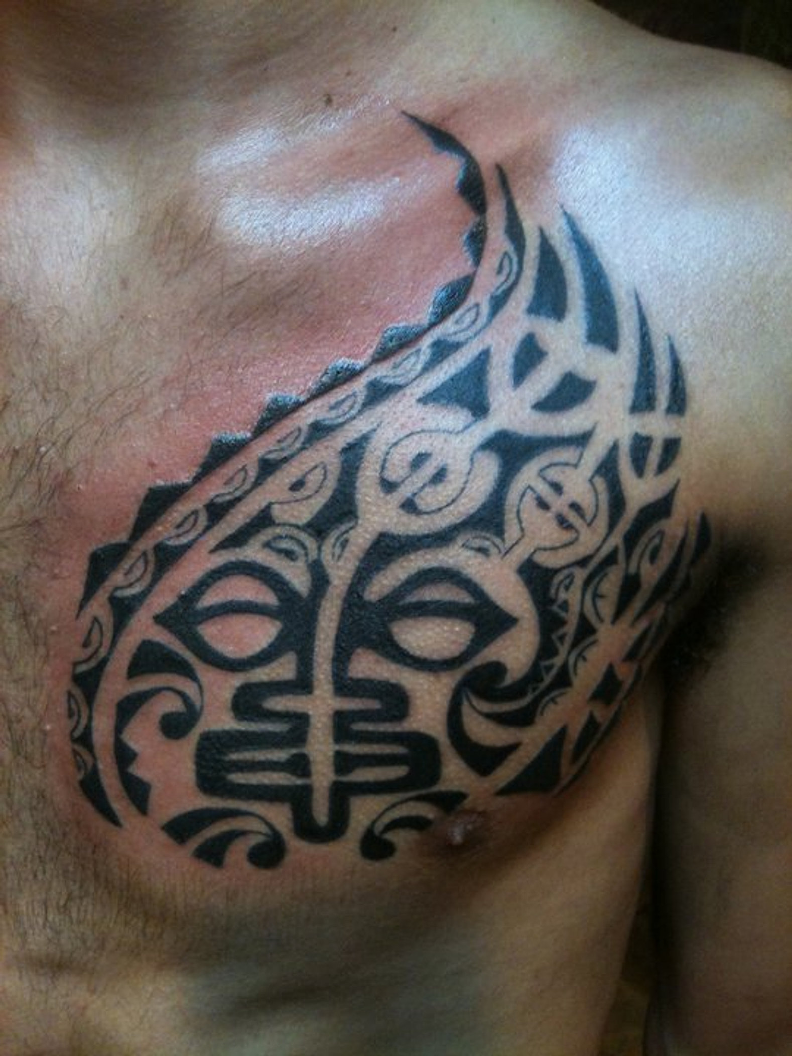 Hotrodtattoo leilani parker tattoo artist for Scottsdale harley davidson tattoo