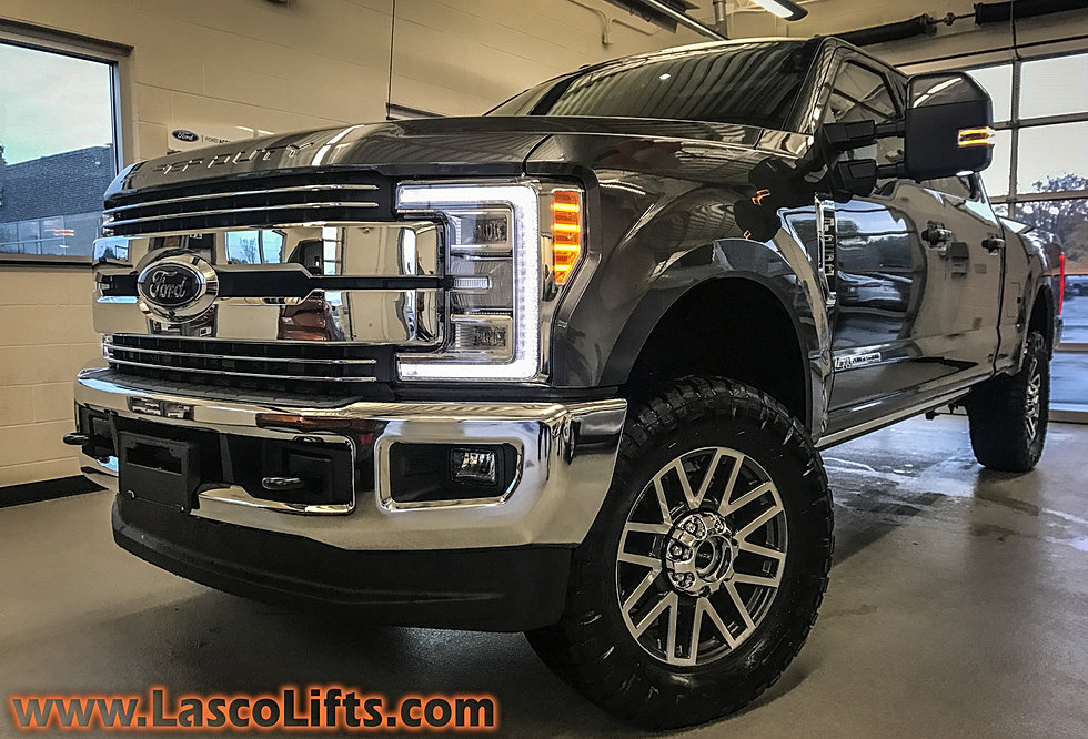 """2017 Ford Super Duty Leveling Kit 2.5"""""""