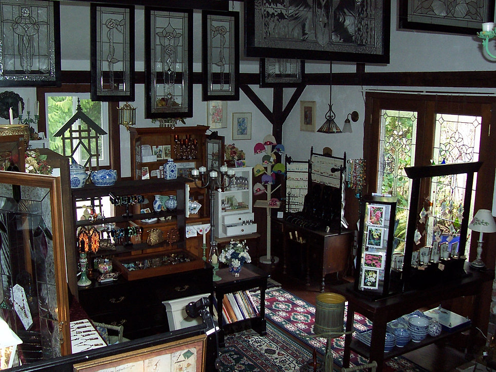 Gift Cottage Interior