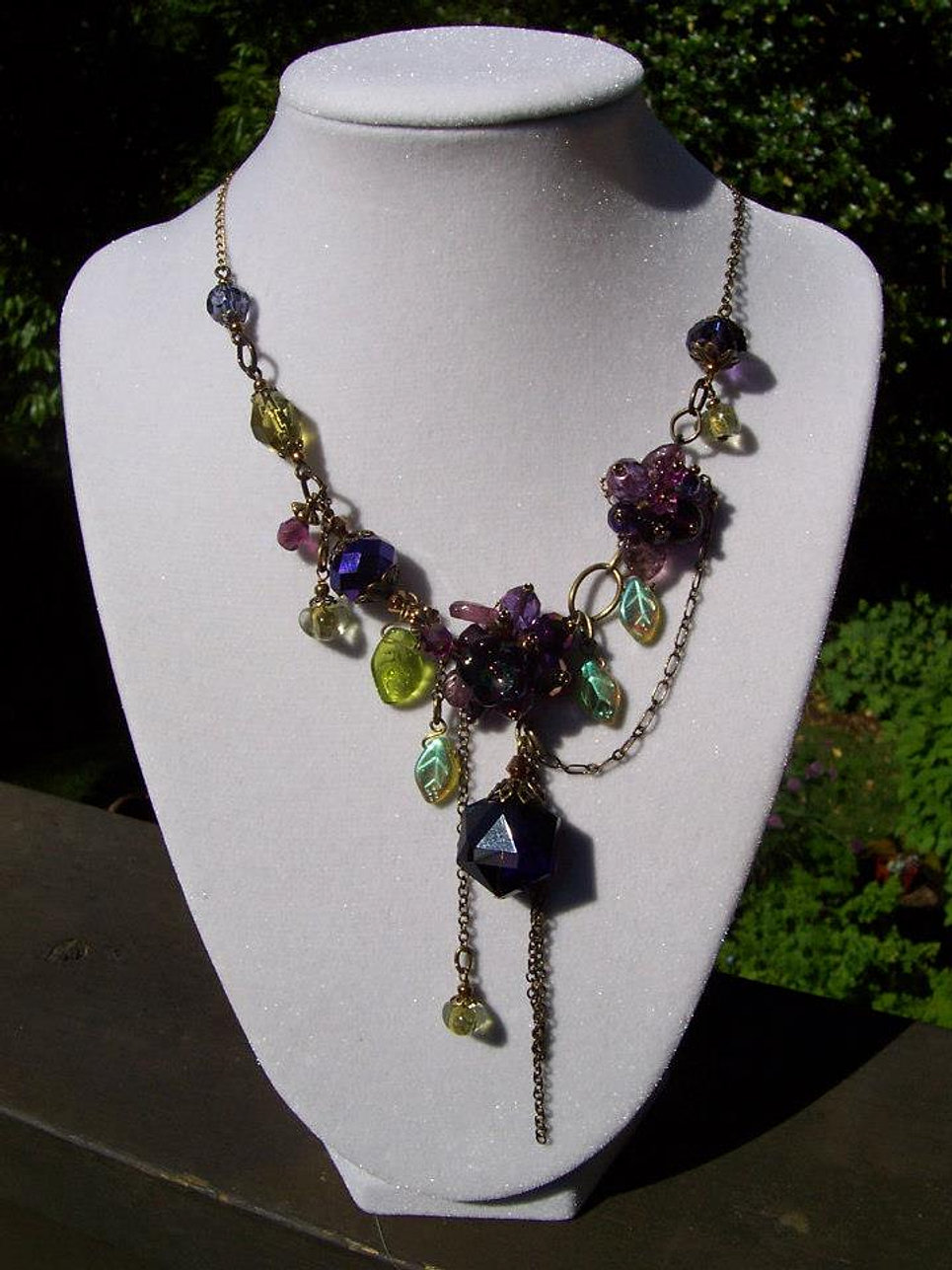 """Summer Wine"" Necklace"