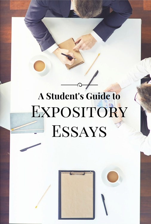 student expository essays Definition of expository writing expository writing is writing that seeks to explain, illuminate or 'expose' (which is where the word 'expository' comes from) this type of writing can include.