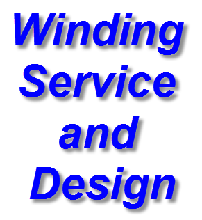 design | Winding Data Calculation