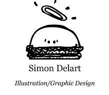 Simon Delart - Logo