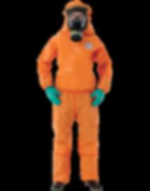 Microchem 5000 Emergency suit