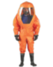 Microchem 6000 gas tight suit