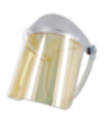 Oberon Heat Reflective face shield