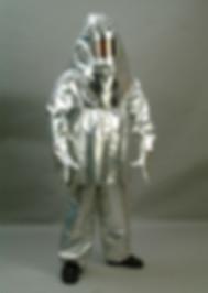 Leslico Heat Protective Suit