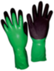 JNLF30 chemical protection glove