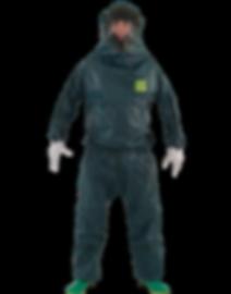 Microchem 4000 Emergency Response suit