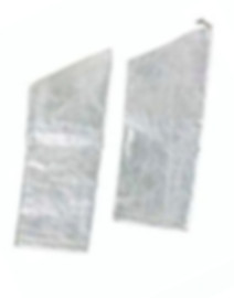 Leslico Aluminized Sleeves
