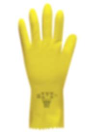 OPTIMA YELLOW chemical protection glove