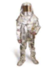 Heat Protective Boiler Suit