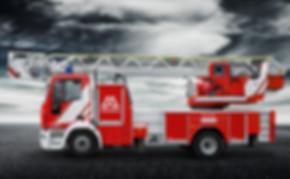 M27L firefighting vehicle