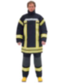 Viking EN Certified Firefighting suit