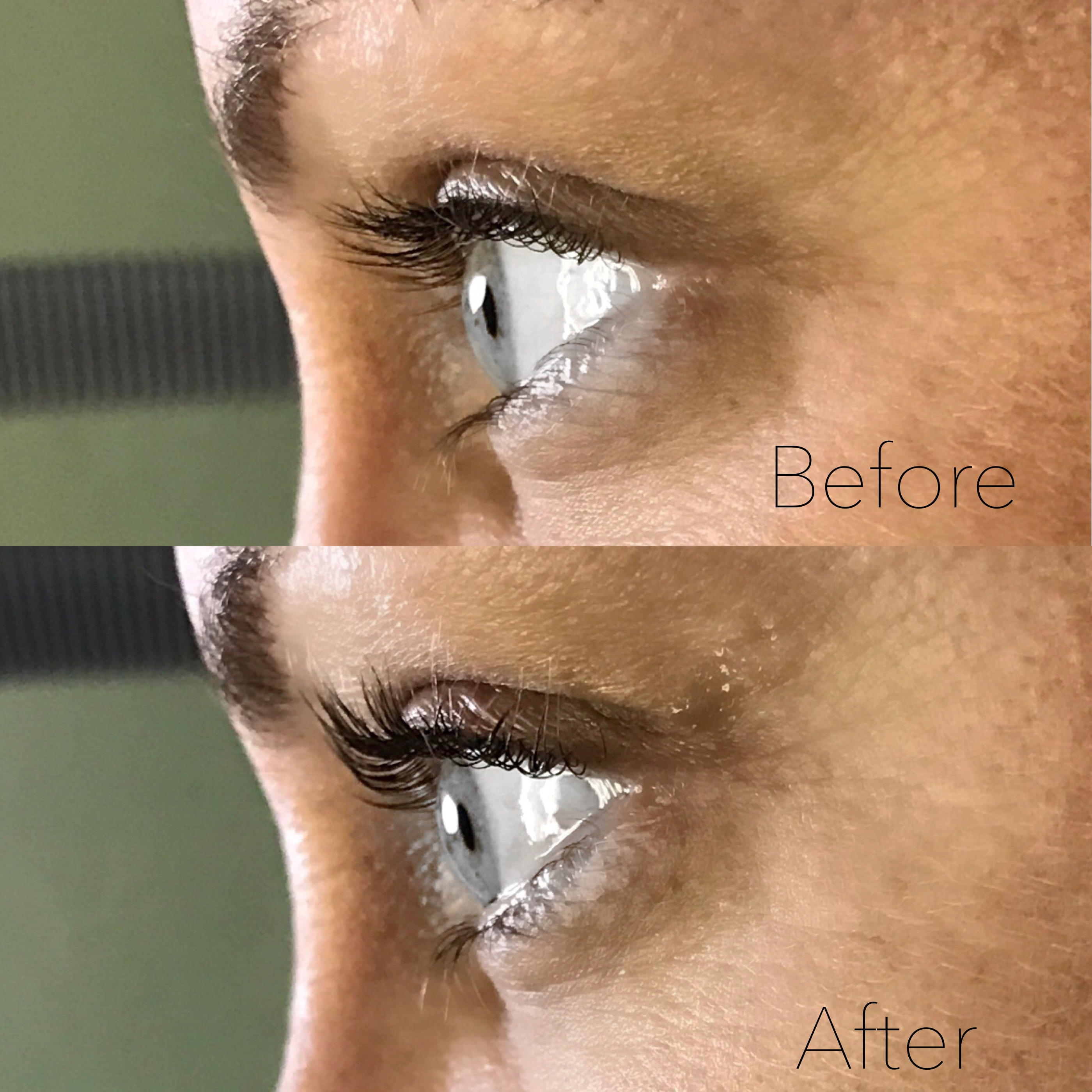 A Perm For Your Lashes Seriously Beauty By Hannah Lebron