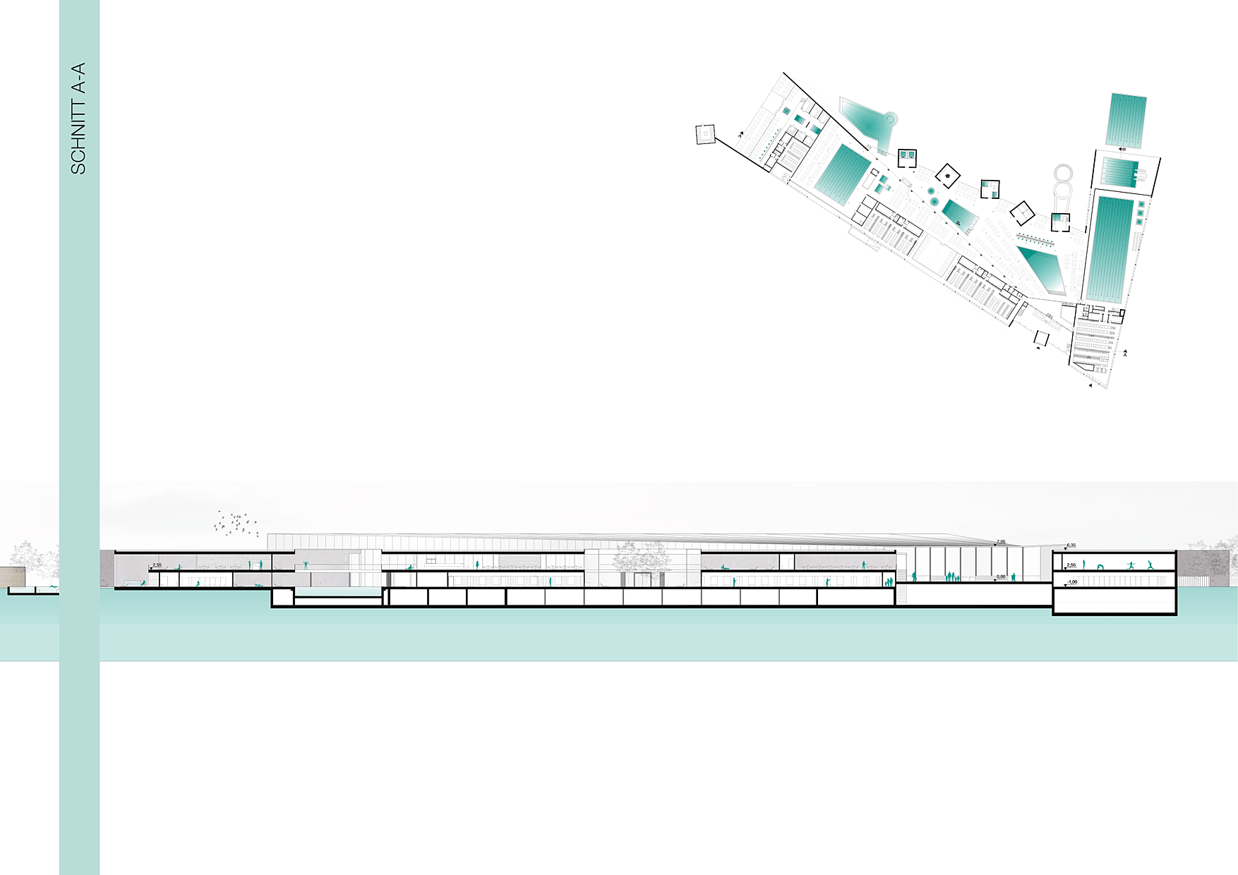 Krasskreativkollektiv Architektur Berlin Schnitt A A