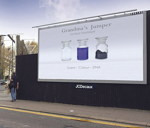 A billboard advert