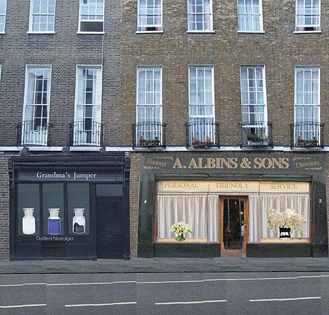 Possible shop front