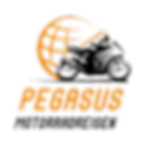 Pegasus-Motorradreisen Logo