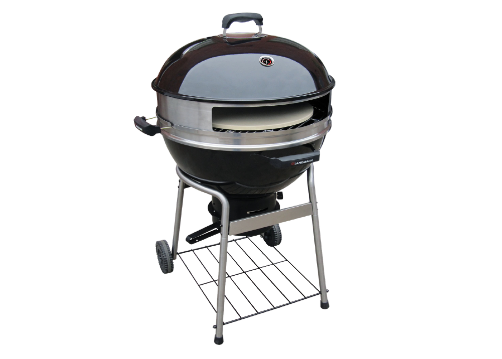 landmann usa grills smokers fire pits manufacturer pizza kettle charcoal grill. Black Bedroom Furniture Sets. Home Design Ideas