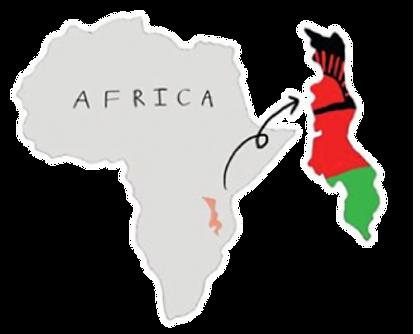 Alightedpath ABOUT MALAWI - Malawi map png