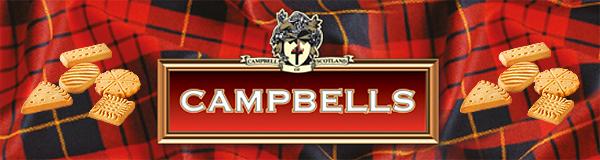 Campbells Shortbread