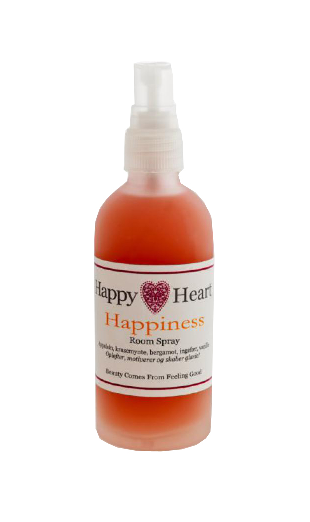 SpiritGym | Room spray fra Happy Heart Happy Room