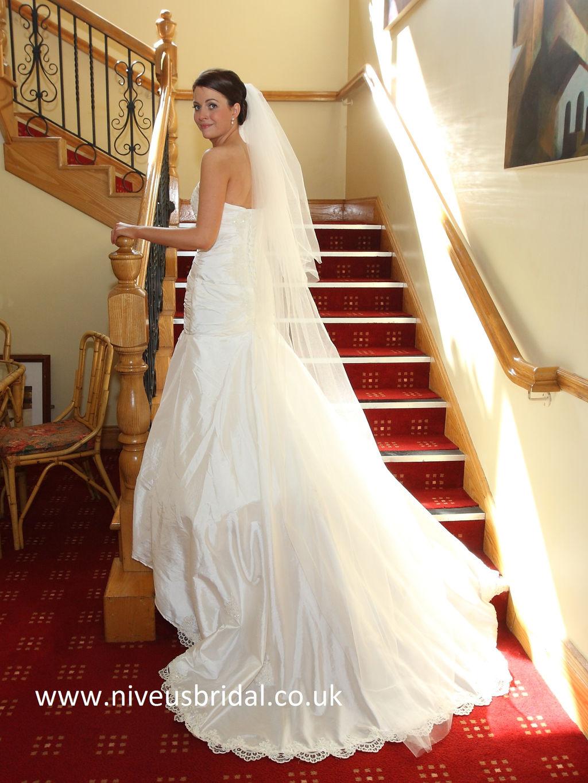 Wedding dress in essex